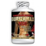 BURNER MAX 6000  FAT BURNER HOMME 120 CAPS