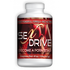 SEX DRIVE 60 CAPS