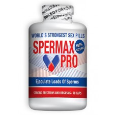 SPERMAX augmentation du sperme volume