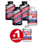 PACK MUSCLE BOOSTER PREMIUM 5